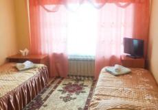 Тарманский (Термальные Источники) - Отличное Расположение Двухместный номер с 2 отдельными кроватями и ванной