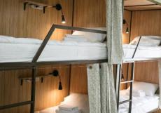 ALL Bears - Отличное Расположение - Доступные Цены Односпальная кровать в общем номере с 6 кроватями