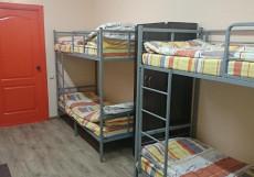 Фреш - Fresh - Доступные Цены Кровать в общем 6-местном номере