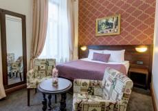 Биг Марин Улучшенный двухместный номер с 1 кроватью