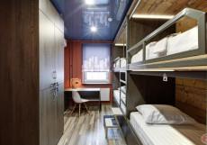 Bratislavskaya - Бюджетные Номера Кровать в общем номере для женщин с 4 кроватями