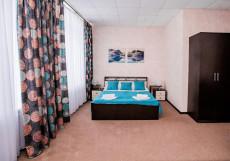Ромар (Возле Финского Залива) - Стильные Номера Двухместный номер бизнес-класса с 1 кроватью и видом на город