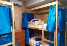 Laguna - Бюджетные Номера Спальное место на двухъярусной кровати в общем номере для мужчин