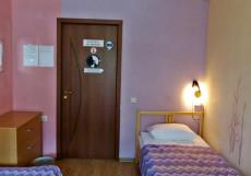 Комфорт На Полярной - Недорогие Номера Стандартный двухместный номер с 2 отдельными кроватями