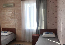 Свой Дом - Домашний Уют Двухместный номер с 2 отдельными кроватями и ванной комнатой