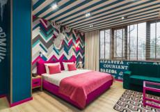 Зеленый театр Улучшенный двухместный номер с 1 кроватью