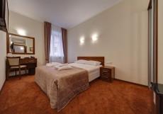 Соло на Большой Московской 1 - Уютные Номера Стандартный двухместный номер с 1 кроватью