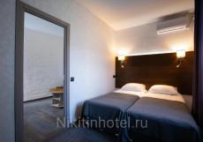 Никитин - Отличное Расположение Апартаменты с 1 спальней