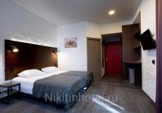 Никитин - Отличное Расположение Cемейный номер с собственной ванной комнатой