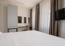 Кустос Тверская - Custos Hotel Tverskaya (Белорусский Вокзал) Бюджетный двухместный номер с 1 кроватью