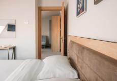 Кустос Тверская - Custos Hotel Tverskaya (Белорусский Вокзал) Улучшенный двухместный номер с 1 кроватью
