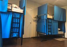 I Like City (ЮВАО, недорого жилье) Кровать в общем номере для мужчин и женщин с 10 кроватями