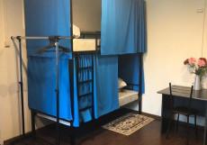 I Like City (ЮВАО, недорого жилье) Спальное место на двухъярусной кровати в общем номере для женщин