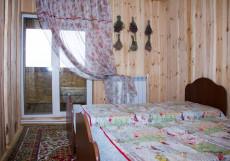 Евразия - Живописный Вид Семейный номер с видом на горы