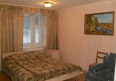Успех (Парк Зеленая Роща) - Классические Номера Двухместный номер с 1 кроватью или 2 отдельными кроватями и диваном-кроватью