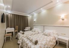 Элегант (Парк Буревестник) - Красивые Номера Улучшенный двухместный номер с 2 отдельными кроватями