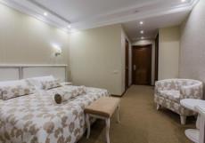 Элегант (Парк Буревестник) - Красивые Номера Улучшенный двухместный номер с 1 кроватью