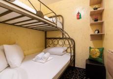 Винтерфелл Москва-Сити (Пресенский Район) - Доступные Цены Бюджетный двухместный номер с 2 отдельными кроватями и без окна
