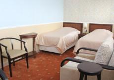 Северная | Петрозаводск, центр | СПА | Сауна Двухместный (2 односпальные кровати)