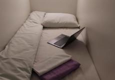 Kara-Oi - Капсульный Отель - Доступные Цены Односпальная кровать в общем номере