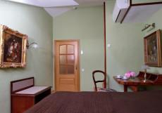 Аристократ Бутик Отель Двухместный номер с 1 кроватью