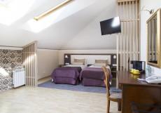 Аристократ Бутик Отель Улучшенный двухместный номер с 2 отдельными кроватями