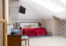 Аристократ Бутик Отель Улучшенный двухместный номер с 1 кроватью