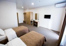 Sky Lux Hotel - Скай Люкс Отель Улучшенный двухместный номер с 1 кроватью