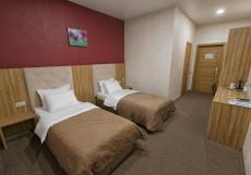 Sky Lux Hotel - Скай Люкс Отель Большой двухместный номер с 2 отдельными кроватями