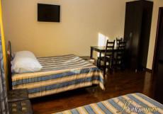 Виктория - Изысканный ИНтерьер Двухместный номер с 2 отдельными кроватями