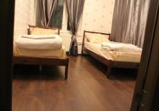 Дворик - Отличное Расположение Улучшенный двухместный номер с 2 отдельными кроватями