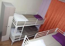 Дворик - Отличное Расположение Кровать в общем номере для женщин с 4 кроватями