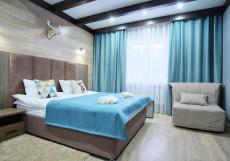Корона Дом отдыха - Доступные Цены  Стандартный двухместный номер с 2 отдельными кроватями и видом на горы