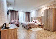 Корона Дом отдыха - Доступные Цены Улучшенный номер с кроватью размера