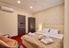 Отель Ок (Басманный Район) - Стильные Номера Улучшенный двухместный номер с 1 кроватью