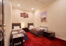 Отель Ок (Басманный Район) - Стильные Номера Бюджетный двухместный номер без окна с 1 кроватью или 2 отдельными кроватями