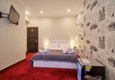 Отель Ок (Басманный Район) - Стильные Номера Двухместный номер Делюкс с 1 кроватью и ванной