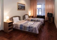Hotel Old Riga (б. ГородОтель на Рижском) Стандартный двухместный номер с 2 отдельными кроватями