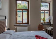 Gallery inn ( Галерея отель) - Уютные Номера Номер Делюкс с кроватью размера «king-size»