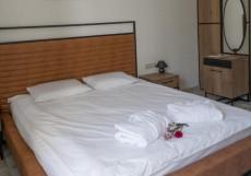 Gallery inn ( Галерея отель) - Уютные Номера Номер с кроватью размера