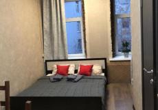 Багет - Baget/ Мебелированные комнаты The Park (Район Хамовники) - Стильные Номера Стандартный номер с кроватью размера