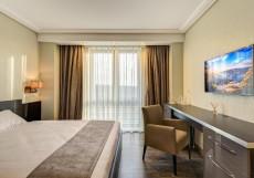 Отель Астро Плаза Стандартный двухместный номер с 1 кроватью