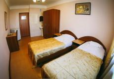 Северная Односпальная кровать в двухместном номере с 2 отдельными кроватями
