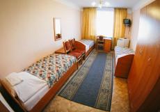 Северная Односпальная кровать в общем номере с 3 кроватями