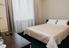 HitOtel   Волгоград   Парковка Двухместный номер эконом-класса с 1 кроватью