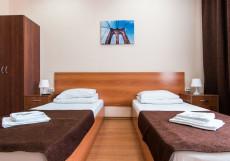 22-HOTEL Комфорт 2 раздельные кровати
