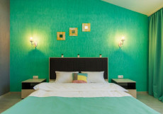 22-HOTEL Комфорт широкая кровать