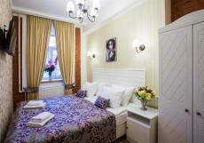Арт Деко Приморский | м. Старая Деревня Небольшой двухместный номер (1 кровать или 2 раздельные кровати)