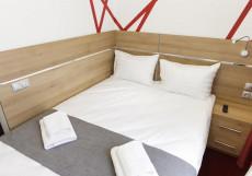 Канна (гостиница рядом с НИИ Бурденко) Небольшой двухместный номер с 1 кроватью