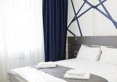 Канна (гостиница рядом с НИИ Бурденко) Двухместный номер Делюкс с 1 кроватью или 2 отдельными кроватями